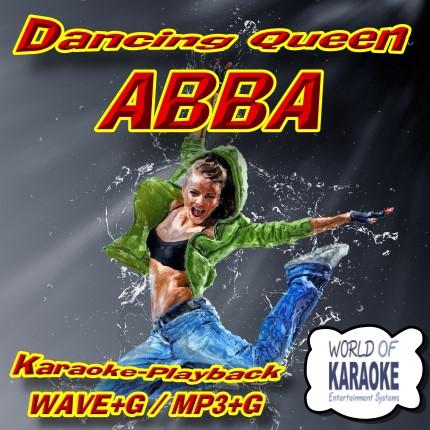 Abba - Dancin Queen - Playback