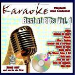 Best of 80's - Karaoke - Diese Playbacks brauchst Du