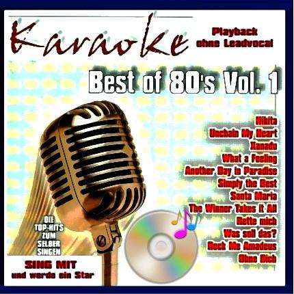 Best auf 80er - Karaoke - Playbacks -