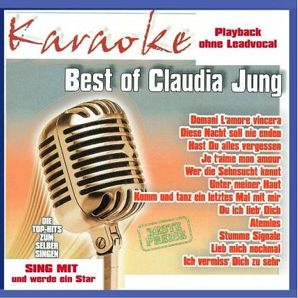 Best of Claudia Jung - Playbacks
