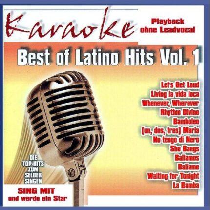 Best of Latino Karaoke - Vol.1