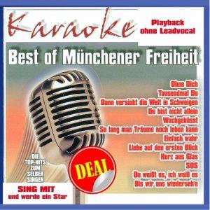 Best of Münchener Freiheit - Karaoke