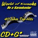 40 Jahre Top-Hits - Karaoke - World Of Karaoke CD+G