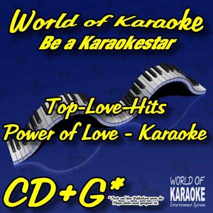CD-Cover-Karaoke-Power of Love-Playbacks-