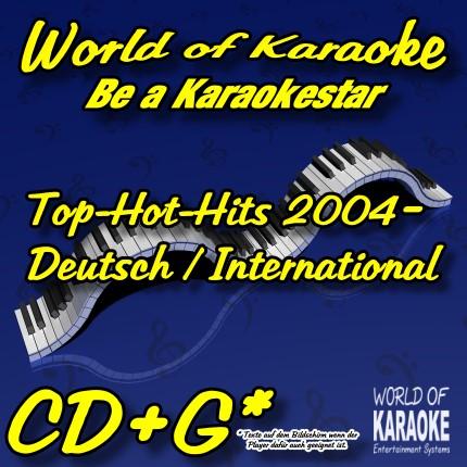 CD-Cover- Top-Hits-Karaoke-2004 – Deutsch-International-Karaoke-Playbacks