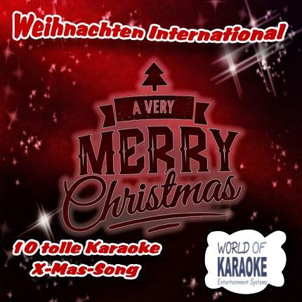 World of Karaoke - Weihnachten International - Playbacks