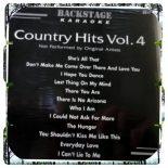 Backstage Karaoke Country Hits Vol.4 - Karaoke Playbacks