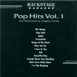 Backstage Karaoke Pop Hits Vol. 1 CD+G - Partykaraoke