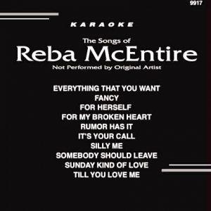 Backstage Karaoke Reba McEntrie - BS9917 - Front
