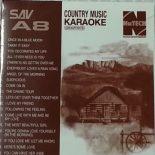 Country Karaoke Playbacks Songs CD G SAV A08 - Absolute Rarität