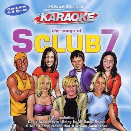 S Club 7 - Karaoke Front