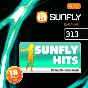 Sunfly Hits 313 - Karaoke-CD+G