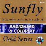 Sunfly Karaoke Gold - Radiohead & Coldplay CD+G - GD-036