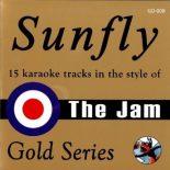 Sunfly Karaoke Gold - The Jam - GD-008 - Playbacks