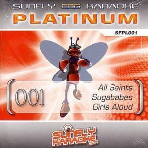 Sunfly Karaoke Platinum Series Volume 1