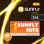Sunfly Karaoke Hits Volume 316: Hits des Monats Juni 2012 - CD+G