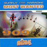 Sunfly Karaoke Most Wanted Volume 909 - Sammlerstück