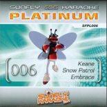 Sunfly Platinum 6 Keane, Snow Patrol & Embrace - Karaoke-Playbacks