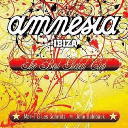 Amnesia IBIZA 2007 - Front