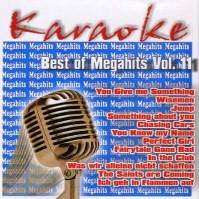 Best of Megahits Vol. 11 - Karaoke Playbacks - Karaoke CD + G