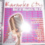 Best of Megahits Vol. 22 – Karaoke Playbacks – CD+G