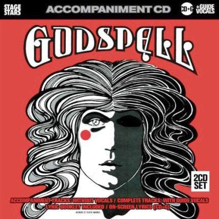 Broadway Musical Godspell - Karaoke Playbacks - CDG