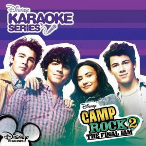 Camp Rock 2 - The Final Jam - Karaoke Playbacks - CD+G
