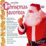 Christmas Favorites - Karaoke Playbacks - PSCDG 1023