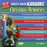 Christmas Memories - Singer-s Dream - SDK 9052 - Karaoke Playbacks