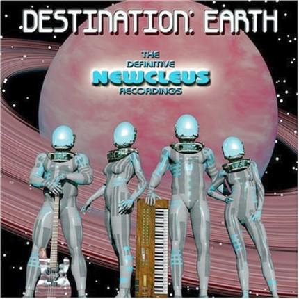 Destination Earth - Front