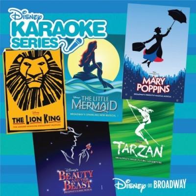Disney On Broadway - Karaoke Playbacks - CD+G