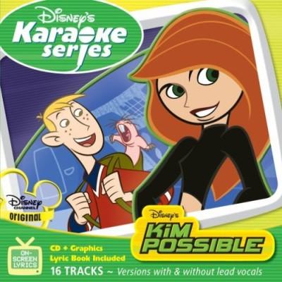 Disney's Series - Kim Possible - Karaoke Playbacks - CD+G
