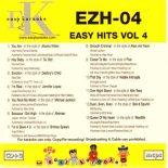 Easy Hits Volume 4 - EZH-04 - Karaoke Playbacks