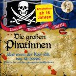 CD-Shop - Hörbuch - Unter der Totenkopfflagge Teil 3 - Die großen Piratinnen - NEU