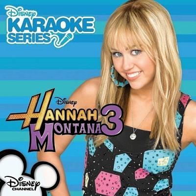 Hannah Montana Vol. 3 - Karaoke Playbacks - Disney-Channel