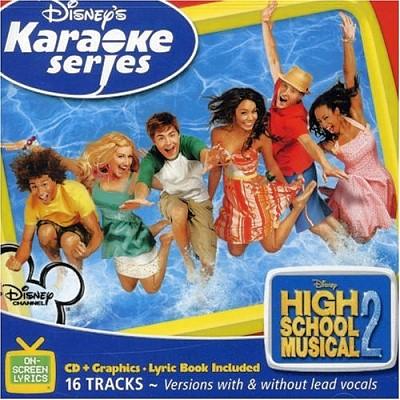High School Musical 2 - Karaoke - Playback CD+G