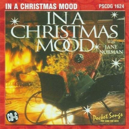In A Christmas Mood - Karaoke Playbacks - PSCDG 1624 - Frontseite