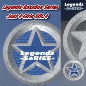 Just 4 Girls Vol.4 Legends Karaoke