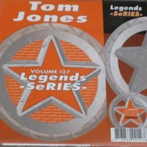 LEGENDS Karaoke Vol.127 - Hits of TOM JONES - Playbacks
