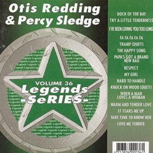 LEGENDS Karaoke - Vol.36 - OTIS REDDING & PERCY SLEDGE