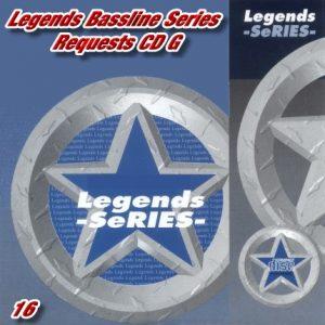 Legends Bassline Series BL16 Requests CD + G