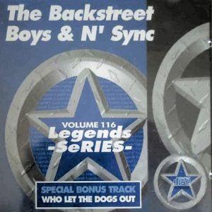 Legends Karaoke 116 - Backstreet Boys & N' Sync