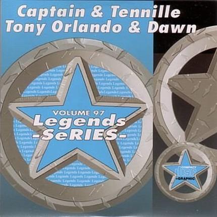 Legends Karaoke Volume 97 - Hits Of Captain & Tenille