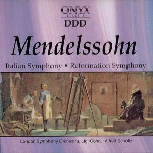 Mendelssohn-Sinfonie 4 & 5