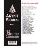 NAT KING COLE & JOHNNY MATHIS - Karaoke Playbacks - XTA81