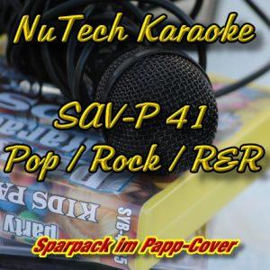 NuTech-P-41-Karaoke - Pop, Rock, Rock and Roll