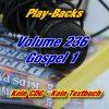 Play-Backs Vol.236 Gospel 1 – Playback Doppel CD