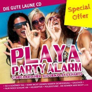 Playa Party Alarm 2015