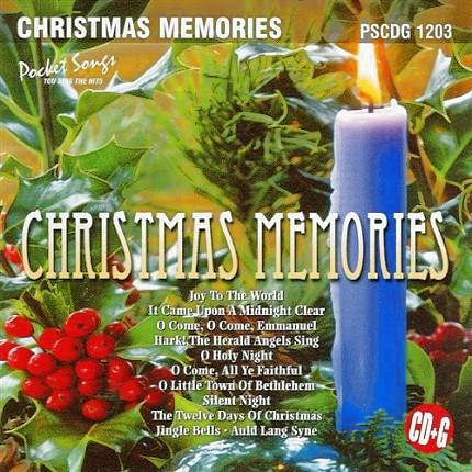 Sing Christmas Memories CDG Karaoke Playbacks