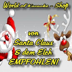 Weihnachts-Karaoke-Shop